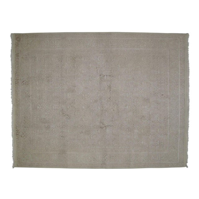 """Indian Chelsea Carpet - 7'9"""" x 10' - Image 1 of 6"""