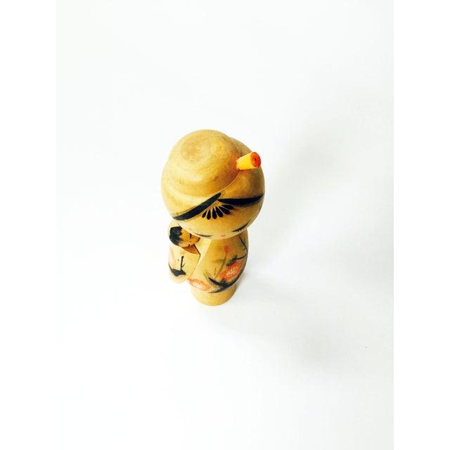 Vintage Japanese Kokeshi Doll - Image 4 of 5