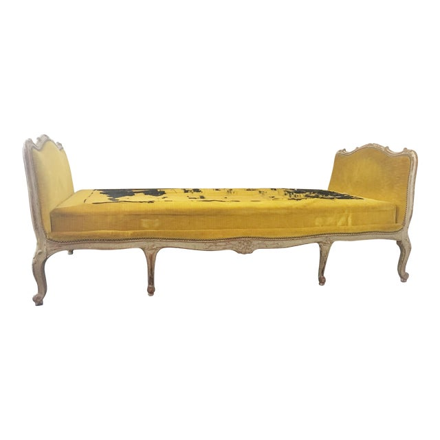 Antique Louis XV Daybed - Image 1 of 9