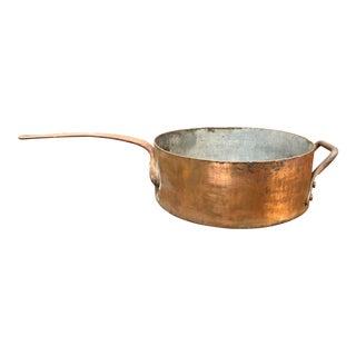 Vintage Collectible Copper Pot