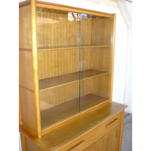 Cushman Contemporary Hutch /Sideboard - Image 7 of 8