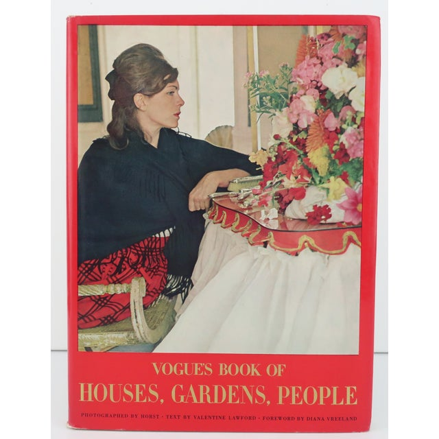 Vogue's Book of Houses, Gardens, People With Photography by Horst For Sale - Image 13 of 13