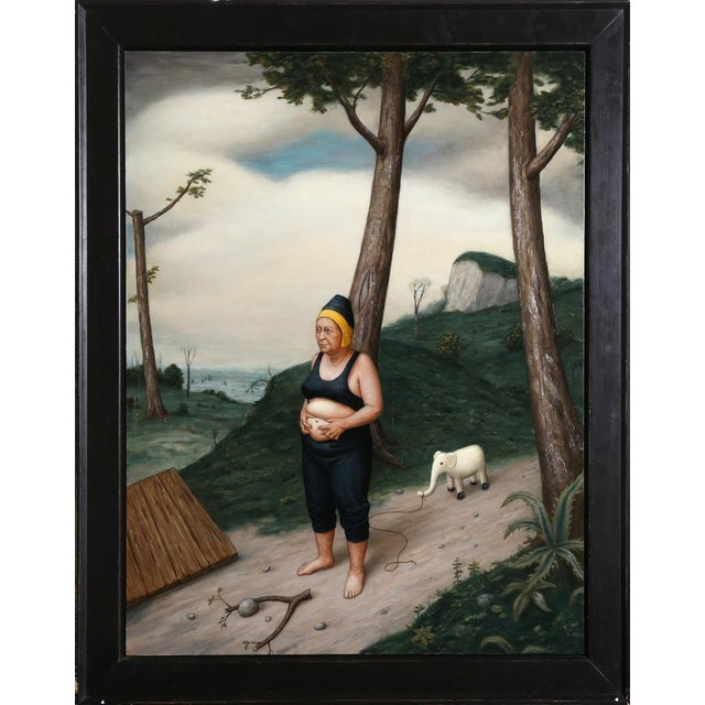 Seth Michael Forman, Fatbelly, 2001 For Sale - Image 4 of 4