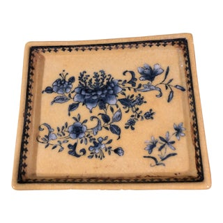 Vintage Juwc Porcelain Tray For Sale