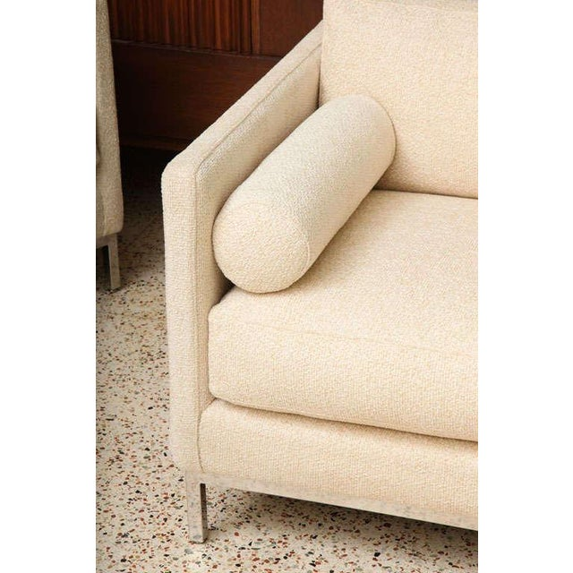 Modern & Smart Florence Knoll Style Armchair by ICF 1960s . - Image 6 of 9