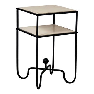 Design Frères 2-Tier Entretoise Side Table For Sale