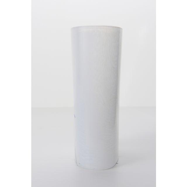 Bertil Vallien Kosta Boda Art Glass Vase - Image 3 of 9