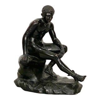 Early 20th Century Grand Tour Casting of Mercury, Italy For Sale