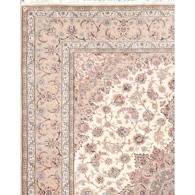 "Pasargad Isfahan Area Rug - 10' X 13' 6"" - Image 2 of 2"
