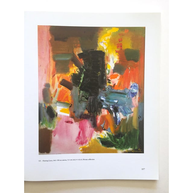 Hans Hofmann Rare Vintage 1990 1st Edition Abstract Expressionist Collector's Whitney Museum Exhibition Art Book For Sale - Image 10 of 13