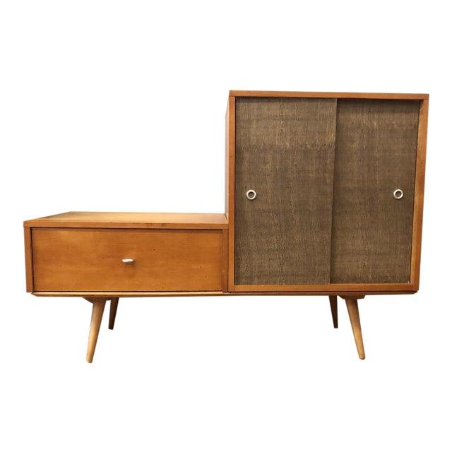 Vintage Paul McCobb Planner Group Modular Cabinet 1950's For Sale