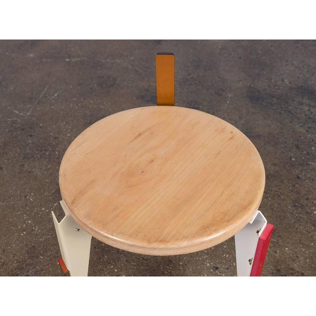 Modern Rich Brilliant Willing Stool For Sale - Image 3 of 9