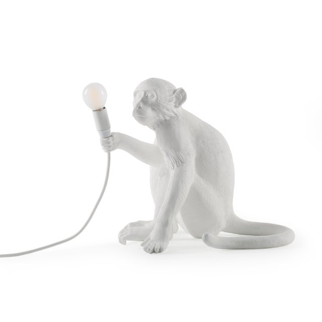 Resin, LED bulb included Seletti has focused on contemporary design as cultural comment since its founding in 1964. Based...