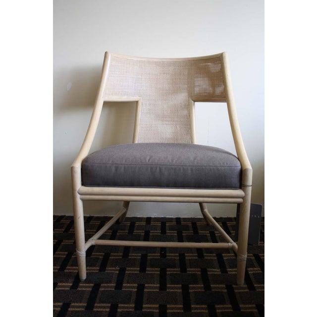 Barbara Barry Beechwood Arm Chair - Image 2 of 7