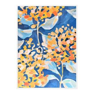 Willow by Lulu DK in White Framed Paper, Medium Art Print