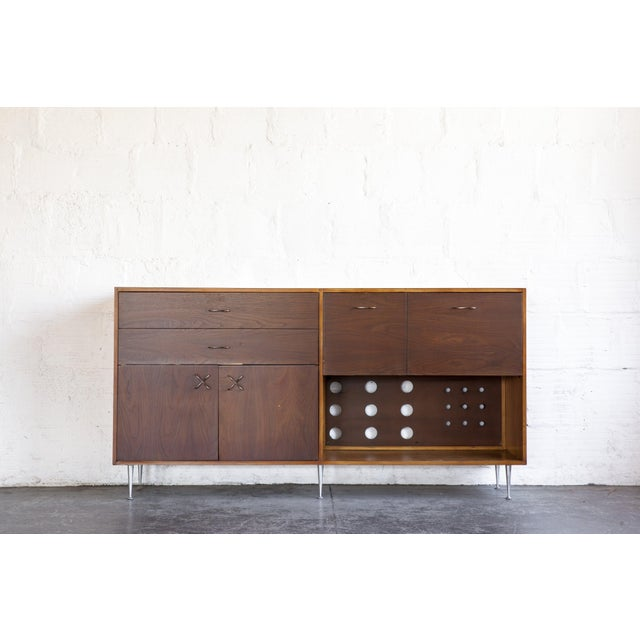 1970s Mid-Century Modern George Nelson for Herman Miller Credenza For Sale - Image 13 of 13