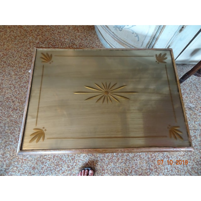 Italian Coffee Table For Sale - Image 10 of 12