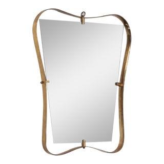 Fontana Arte Wall Mirror For Sale