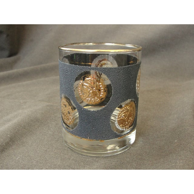 Libbey Coin Highball Glasses - Set of 8 - Image 10 of 10