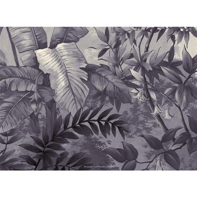 "Casa Cosima Casa Cosima Shadow Jacinda Wallpaper Mural - 5 Panels 180"" W X 120"" H For Sale - Image 4 of 5"
