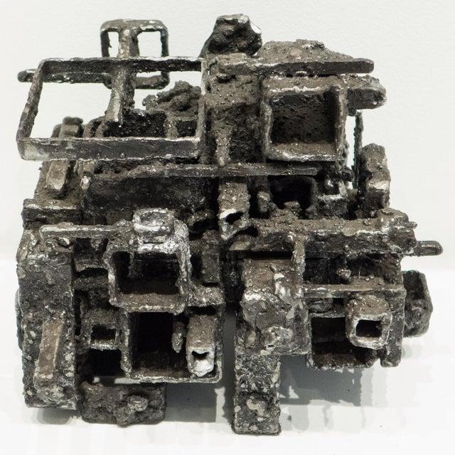 "James Bearden James Bearden ""Dwelling Box"" Sculpture For Sale - Image 4 of 10"
