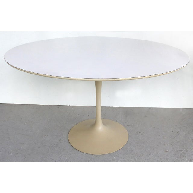 Eero Saarinen for Knoll International Tulip Dining Set - Image 2 of 11