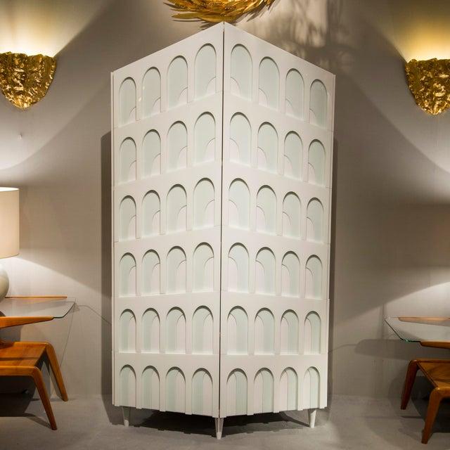 "Roberto Giulio Rida - ""Domus Aurea"" Cabinet - Unique Piece - 2018 For Sale - Image 6 of 6"