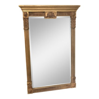 Neo Classical Large Hall Mirror