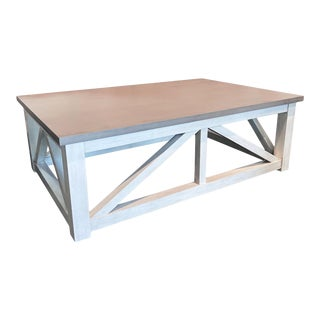 Fremarc Designs Montage Coffee Table For Sale