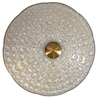 Ceiling Light by Carl Fagerlund for Orrefors / 5 Available For Sale