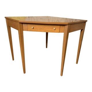 Birchcraft by Baumritter Mid-Century Modern Corner Desk For Sale