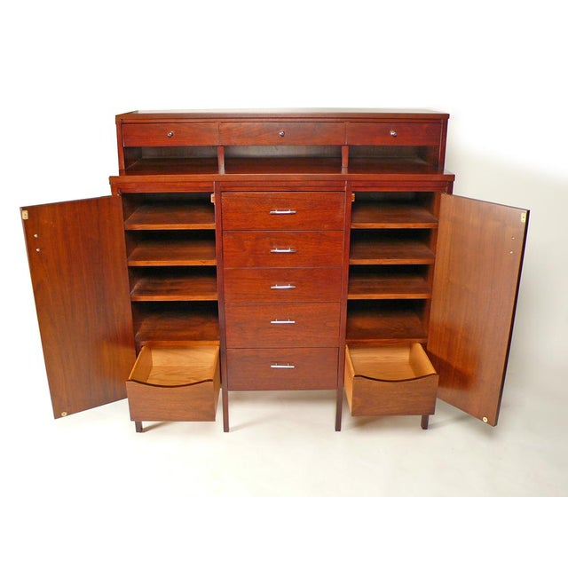 Contemporary Paul McCobb Delineator Series Bachelor's Chest For Sale - Image 3 of 10