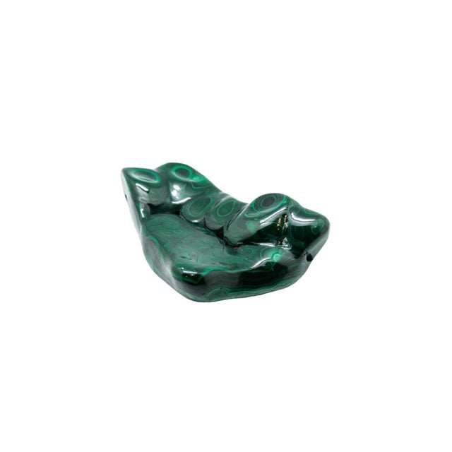 Malachite Fragment For Sale - Image 4 of 4