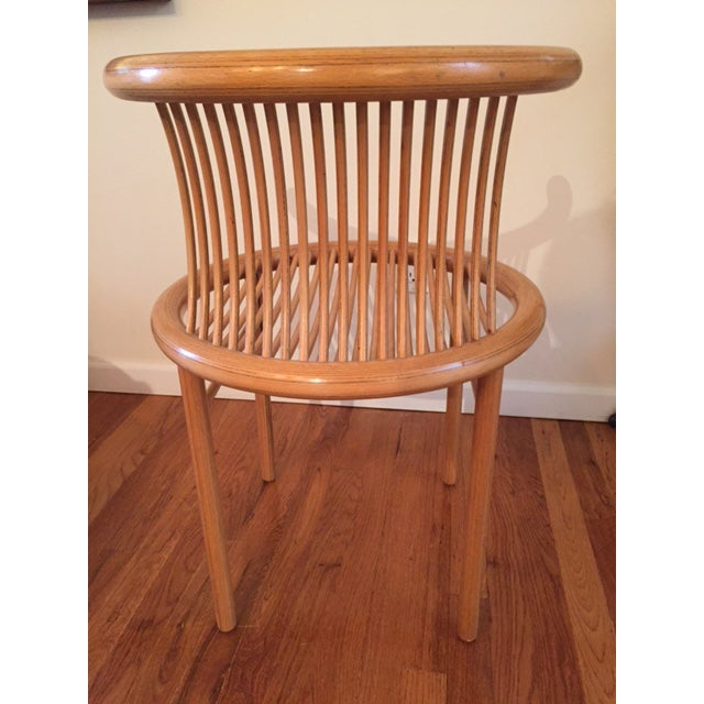 Mid-Century Modern Helmut Lubke Mid-Century Sculptural Chairs - Set of 4 For Sale - Image 3 of 12