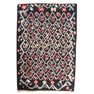 "Pasargad Ny Turkish Kilim Rug - 6'1"" X 9'1"" For Sale"