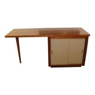Mid-Century Modern Floating Desk For Sale