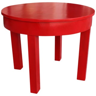 1930s Contemporary Style Guredion Table For Sale