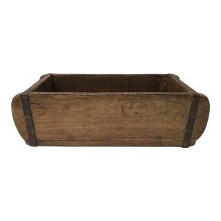 Antique Wood Brick Mold