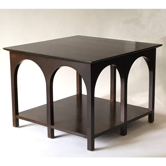 Early 20th Century Robsjohn-Gibbings Coliseum Tables - A Pair For Sale - Image 5 of 6