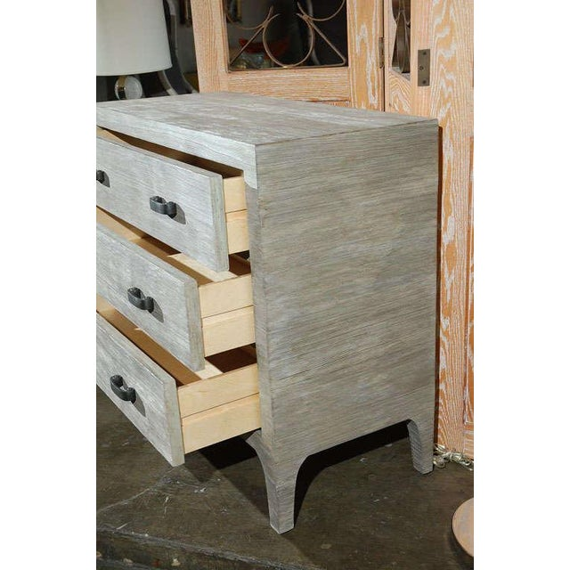 Customizable Paul Marra Distressed Fir Chest - Image 5 of 7