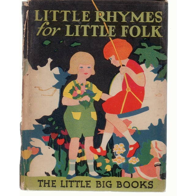 Little Rhymes for Little Folk by Little Big Books - Image 1 of 3