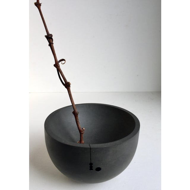 Late 20th Century Marek Cecula Porcelain Vessel For Sale - Image 5 of 11