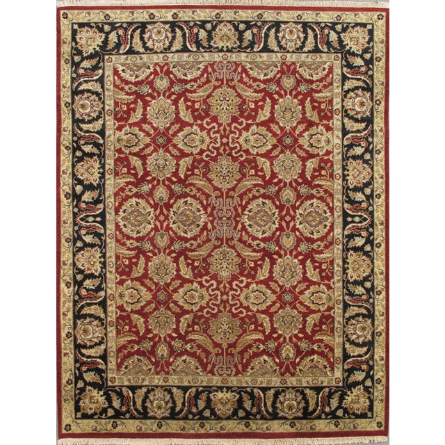 Pasargad Agra Oriental Area Rug- 8'x10' - Image 1 of 1