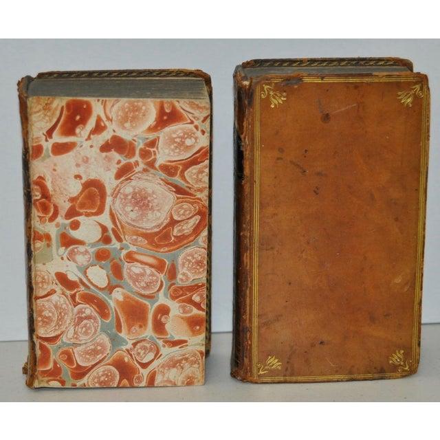 """Italian Circa 1823 Ludovico Ariosto """"L' Orlando Furioso"""" Vol 1 & 2 For Sale - Image 3 of 6"""