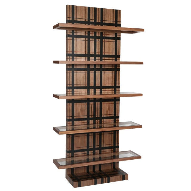 Modern Orian Bookcase For Sale