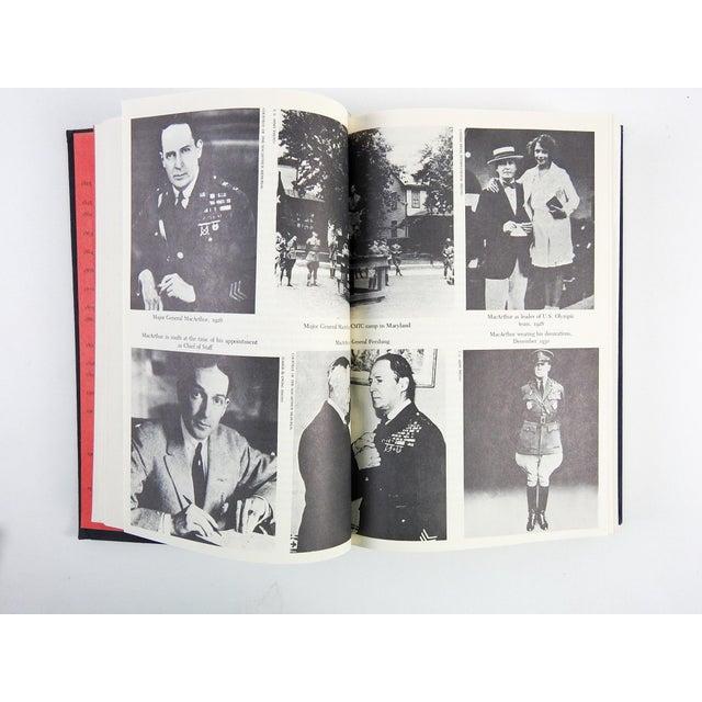 """American Caesar: Douglas MacArthur 1880 - 1964"" Military History Book For Sale - Image 5 of 7"