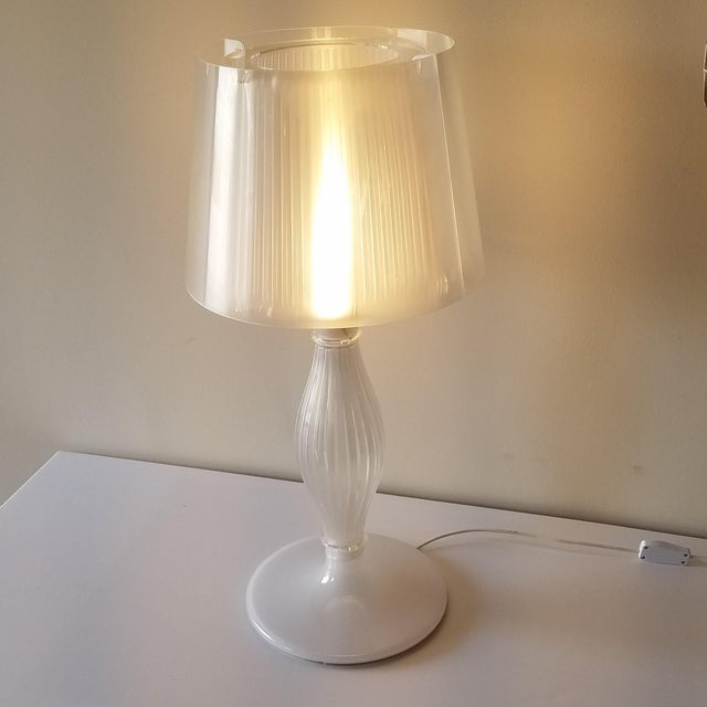 Elisa Giovannoi 'Liza' Table Lamp for Slamp For Sale - Image 9 of 11