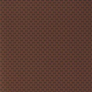 Sample - Schumacher Domino Wallpaper in Porphyry For Sale