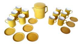 Image of Italian Coffee and Tea Service