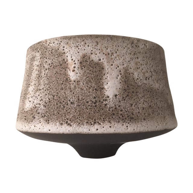 Small Stoneware Planter or Vase - Image 1 of 6